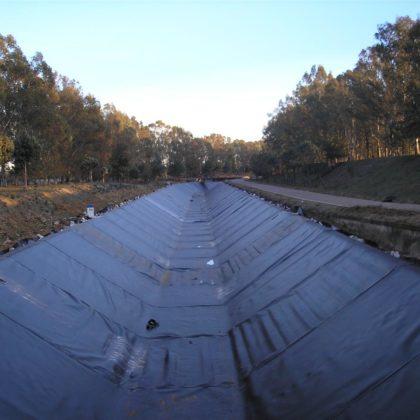 Canales de agua