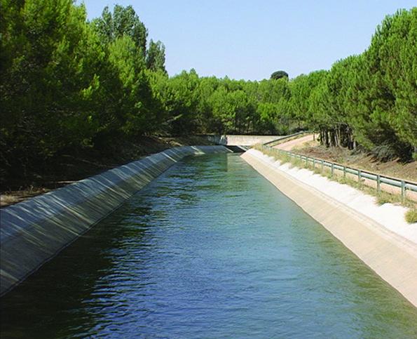 Canal - Canales de agua