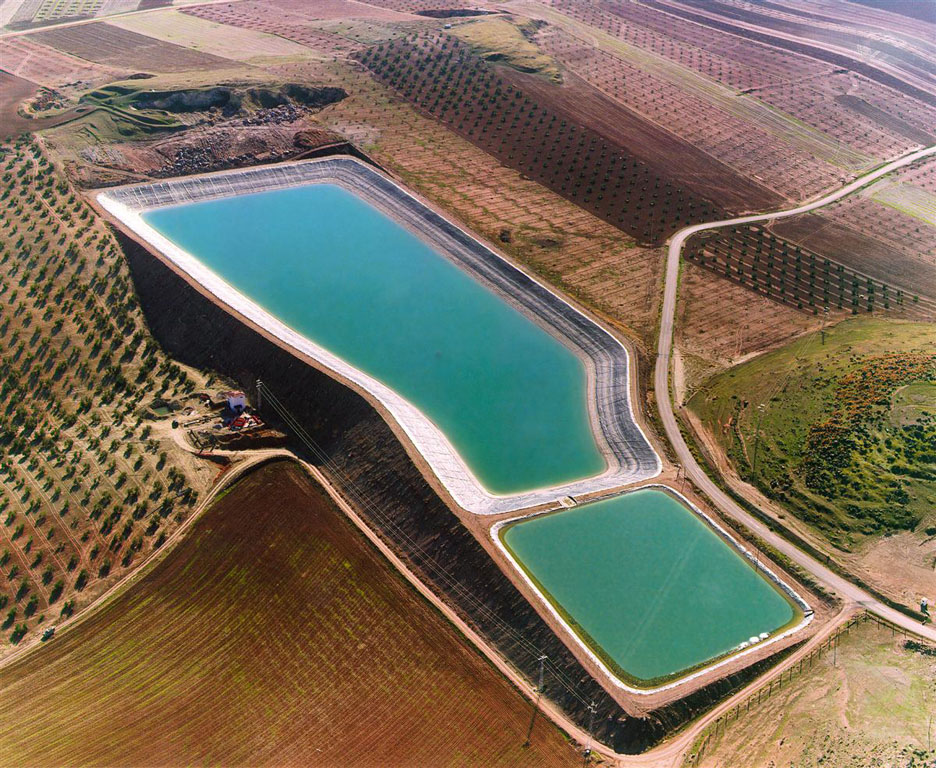 Galería bajo texto. 5 2 - Water Reservoirs